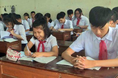 Chuẩn bị tốt cho kỳ thi tuyển sinh lớp 10